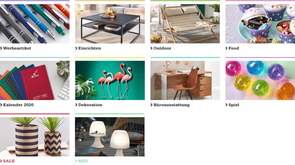 a3eba84e6da2f Werbegeschenke   Werbemittel für Kunden und Geschäftspartner